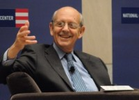 Justice Breyer Interview
