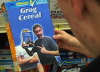 Grog Show 104 - Cereal