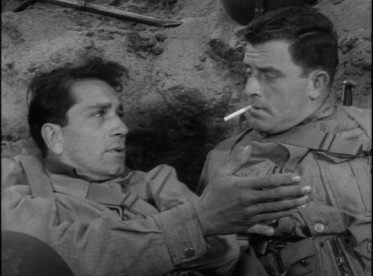 A Walk in the Sun (1945 film) A Walk in the Sun 1945 LookbackReview