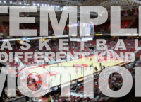 Temple Basketball - A Different Kind of Motion