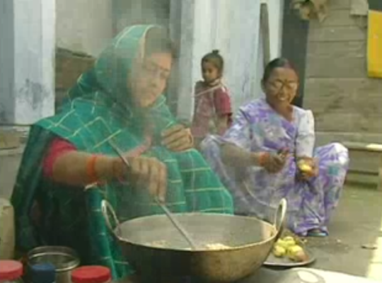 WOMAN BY WOMAN: New Hope for the Villages of India
