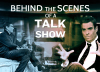 Behind the Scenes of a Talk Show