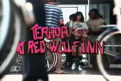 Midnite Mausoleum: Terror at the Red Wolf Inn
