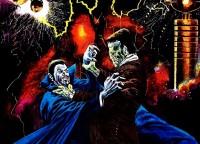 Midnite Mausoleum: Dracula vs Frankenstein