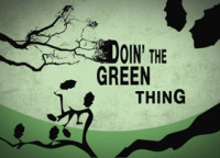 Doin' The Green Thing