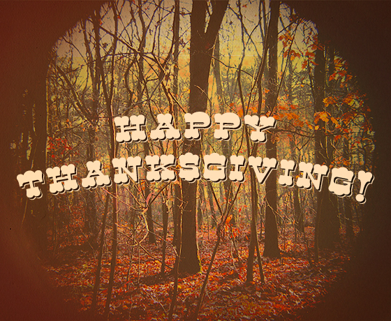 TUTV wishes you a happy Thanksgiving!