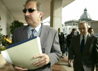 Mark Geragos and Pat Harris