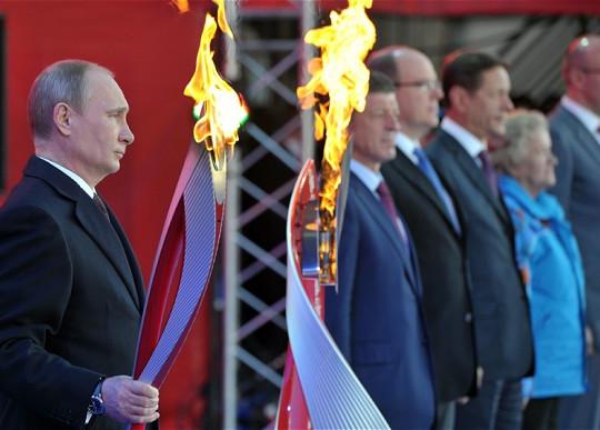 Putin's Olympics
