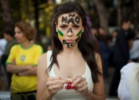 Close Up: Brazil Before the Kick-off - A Country Divided