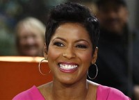 Tamron Hall at the Annual Taste of Tennis Event