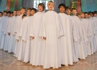 libera Christmas in Ireland