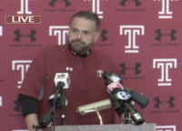 Matt Rhule Weekly on OwlSports Update: November 17, 2015