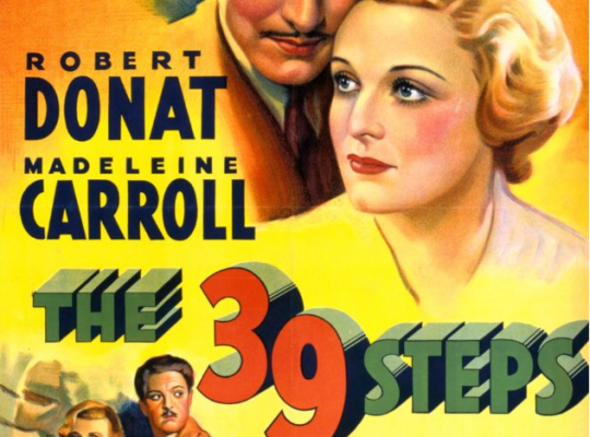 Thirty Nine Steps