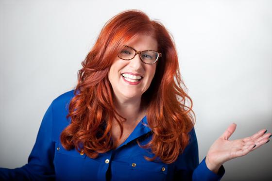 Bouncing Back host Lisa Bien