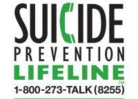 National Suicide Prevention Hotline Information
