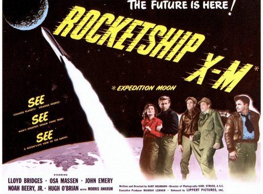 Rocketship XM