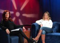 Lisa Bien with Christa Hayburn