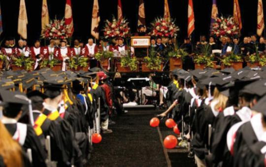 2018 Temple University Commencement