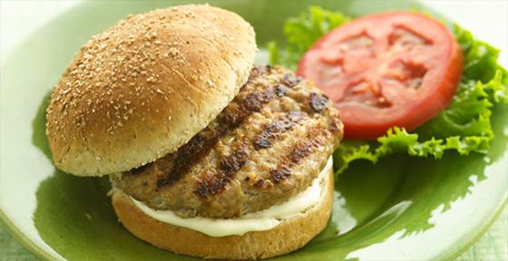 Baker Dave Presents... Turkey Burgers