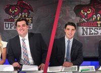 The new hosts of OwlSports Update and Inside the Nest