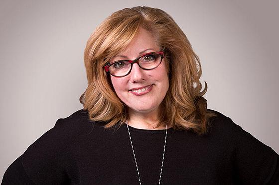 Radio host Marilyn Russell