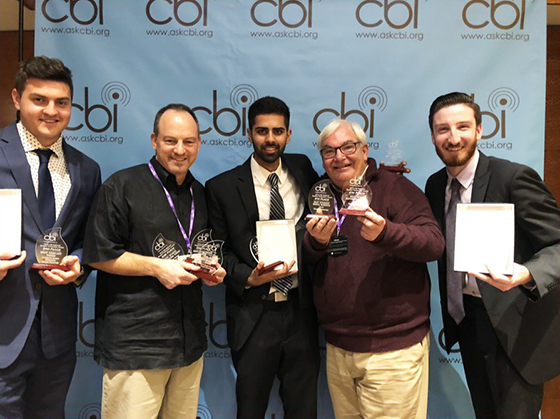 2018 CBI Awards