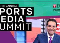 Klein College's 2018 Sports Media Summit Keynote SpeakerKevin Negandhi