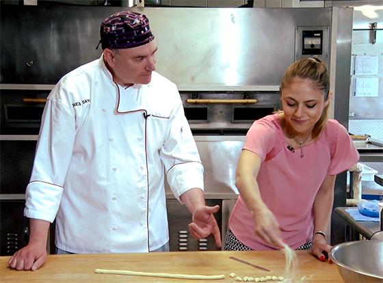 Baker Dave Presents... Gaia Di Giacomo