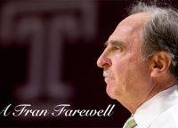 Fran Dunphy Farewell