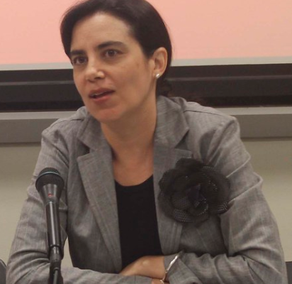 Humanities Lecture: Mónica Ricketts
