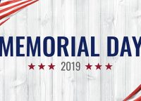 Happy Memorial Day 2019
