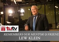 TUTV remembers our mentor and friend Lew Klein