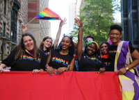Temple Owls at World Pride 2019